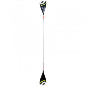 Aqua Marina Dual Tech 2-in-1 Paddle - Alloy